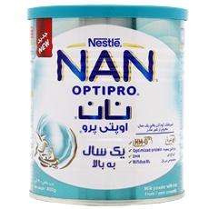 شیر خشک نان ۳ نستله مناسب یک سالگی به بعد ۴۰۰ گرم