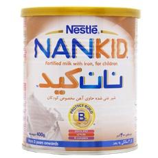 شیر خشک نان کید نستله مناسب کودکان از 3 سالگی به بعد 400 گرم