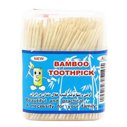 خلال دندان 250 عددی بامبو