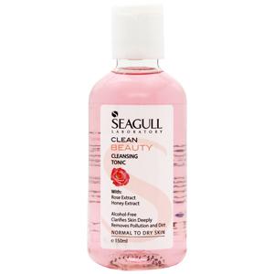 تونیک پاک کننده پوست سی گل-پوست معمولی تا خشک